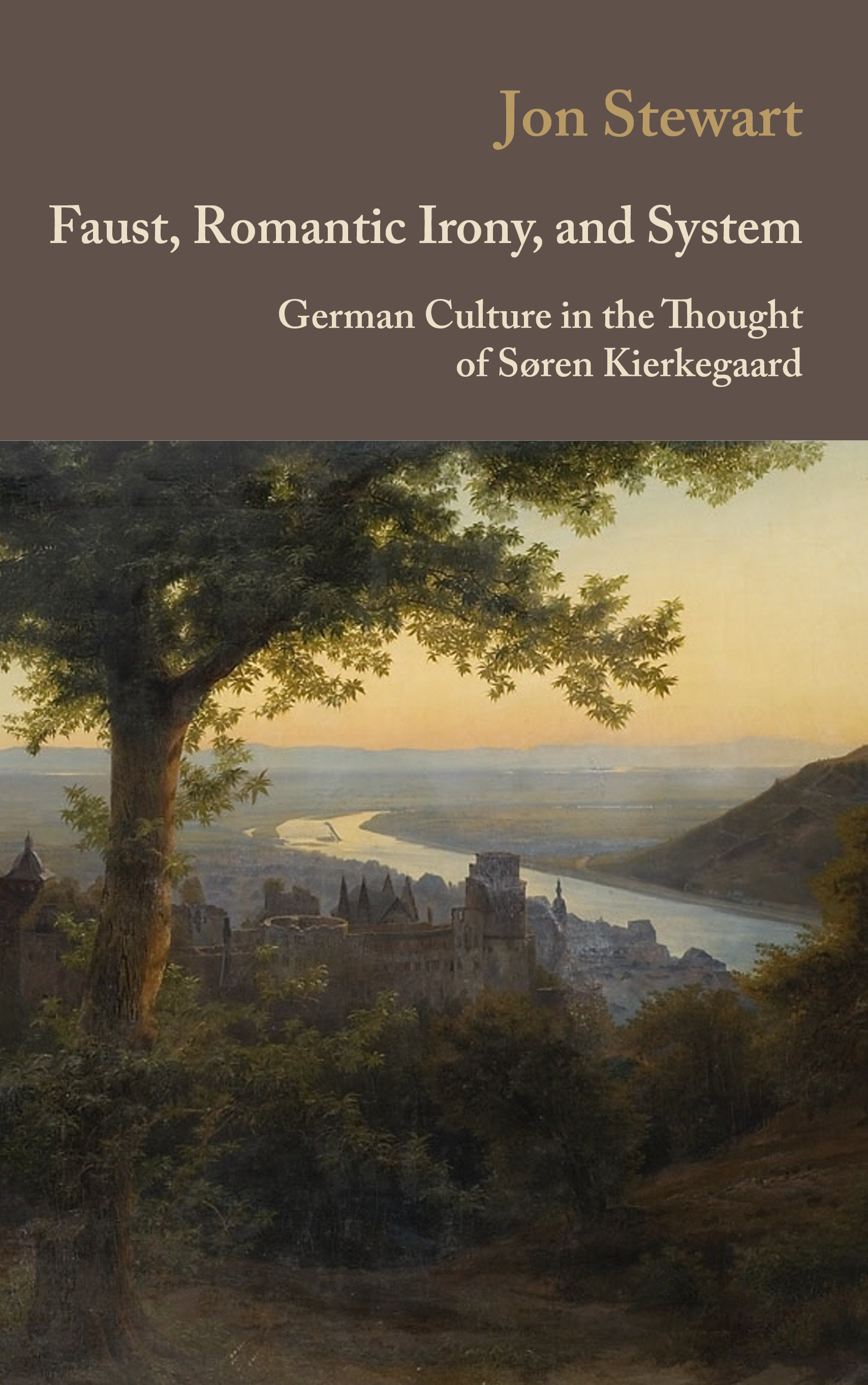 Kierkegaard and German culture cover